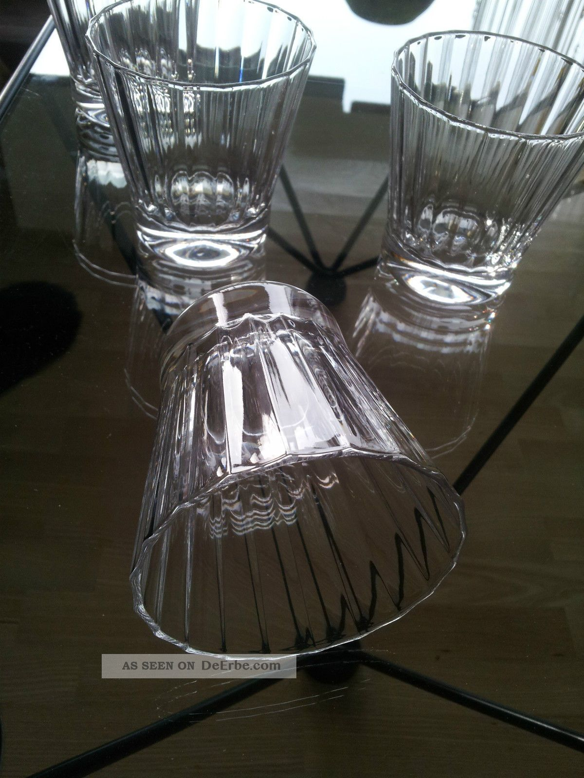 4 st ck paloma picasso villeroy u boch whiskeybecher. Black Bedroom Furniture Sets. Home Design Ideas