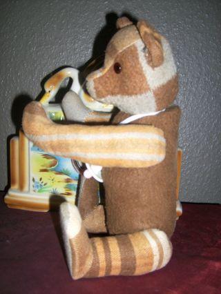 Geliebter,  Sehr Alter Teddybär - Kriegsveteran - Ein Ganz Besonderes Bärchen Bild