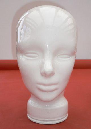 Glaskopf Kopfhörer Perückenhalter Perücke Maskenhalter Maske Musik Kopf Bild