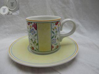 Villeroy&boch Virginia Kaffeetasse&untertasse 2tlg V&b Kaffeegedeck Tasse Teller Bild