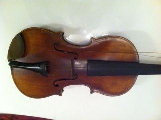 Alte Geige Antonius Stradiuvarius Anno 1716 ? Bild