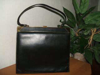 Alte Tasche Handtasche Abendtasche Ausgehtasche Frühe 60er Jahre Bild