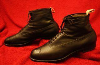 Antike,  Sehr Gut Erhaltene 20er Jahre Stiefel/boots Von