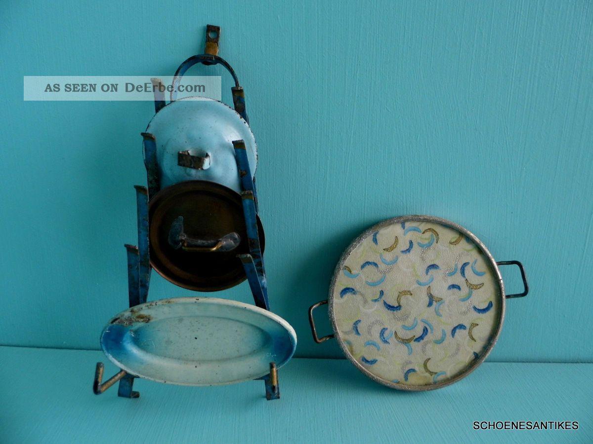 Antikspielzeug - Puppen & Zubehör - Puppenküchen & Zubehör ...