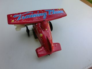 Blechspielzeug Flugzeug Mechanisch Bild