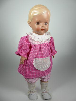 Classic Serie Schildkröt Puppe Christel - 34cm - Replica Serie Mit Kleidung Bild