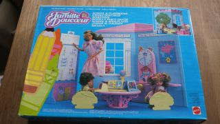 Barbie The Heart Familiy School Ungeöffnet.  V.  1988 Bild