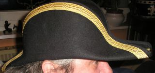 Dreispitz - Alter Hut - Ca 60 Bis 80 Jahre Alt - Bitte Bilder Ansehen Bild