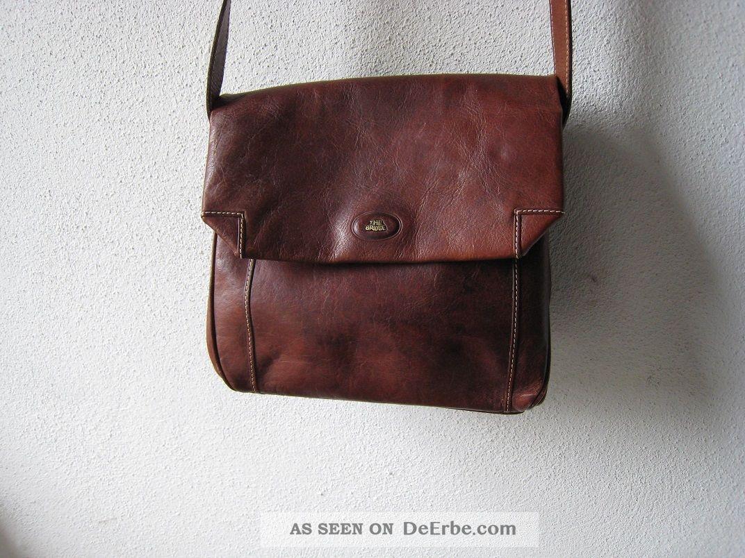 The Bridge Handtasche In Guten Edel Und Sehr Angesagt Accessoires Bild