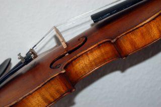 Sehr Alte 4/4 Geige,  Violine,  Spielfertig Bild
