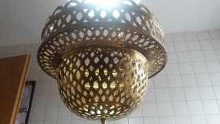 Wunderschöne Oriental Deckenlampe Bild