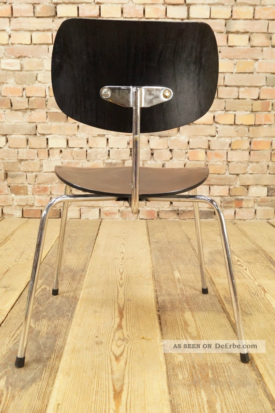 60er se 68 egon eiermann stuhl wilde spieth ws chrom chair mid century 70s. Black Bedroom Furniture Sets. Home Design Ideas