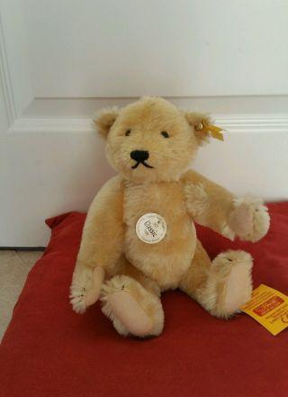 Steiff Teddy,  Classic 1927,  Petsy Nr.  000911 Bild