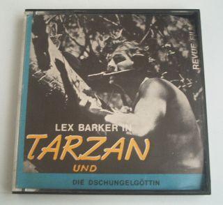 8 Tarzan Und Die Dschungelgöttin 1970s Lex Barker Als Tarzan Revue Film Bild