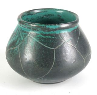 Grotenburg Töpferei Keramik Vase Paul Dressler Krefeld Ca.  7,  2cm Bild