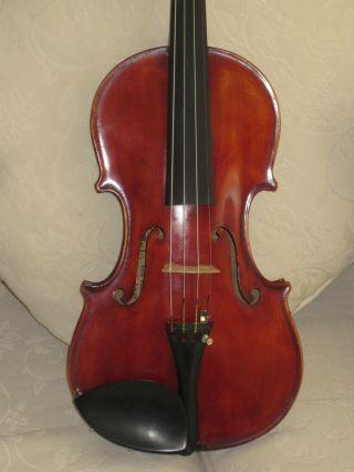 Italienische Meister Geige Soloinstrument (enrico Rocca 1912) Bild