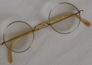 Antike Brille Bild