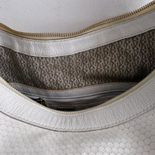 Weiße Große Damen Sommertasche Von