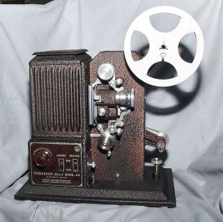 Filmprojektor Kodaskop Acht Mod.  44,  Kodak,  30er J. Bild