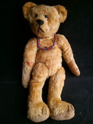 Alter Teddy Ansehen Bild