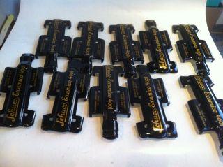 10 Stück Schuco Examico 4001 Bodenplatte Für Blechspielzeug Auto / Noch Bild