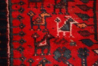 Perserteppich Shiraz Antik Teppich Nomadenteppich Landhausstil 270x165cm Bild