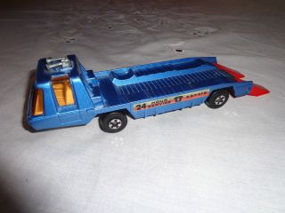Matchbox Kings Transporter - Made In England 1975 - Bild