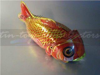 Wal Jagt Fisch - Interessante Mechanik - Tolle Lithoarbeit Bild
