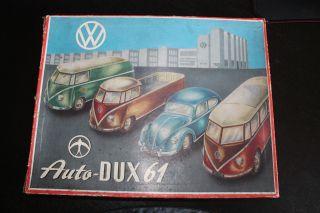 Auto - Dux 61 Baukasten Blech,  Komplett,  Dux Bild