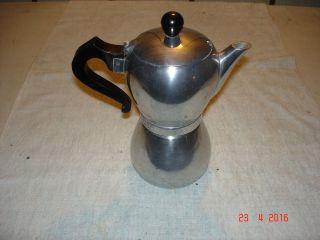 Vintage Kaffeemaschine,  Siebträger,  Caffeteria Made In Italy Bild