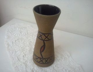 Vase Aus Den 70.  - Iger Bild