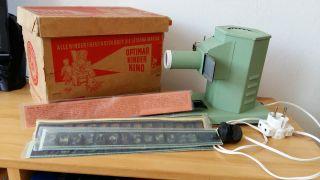 Seltenes Optisches Spielzeug - Kinderkino Laterna Magica Bild