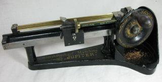 Ur - Jupiter Bleistiftanspitzer Pencil Sharpener Vintage Ca.  1895 Bild