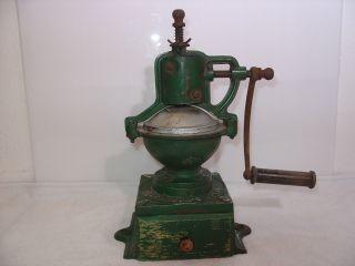 Leinbrock´s,  Kaffeemühle,  Gr.  0,  Rar,  Moulin à Café De Comptoir,  Coffee Grinder Bild
