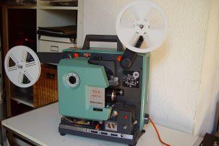 Filmprojektor 16mm Ton Bell & Howell Tq Iii Specialist 1698 Da Bild