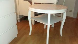 Antiker Tisch,  Shabby Chic,  Antik Jugendstil Bild
