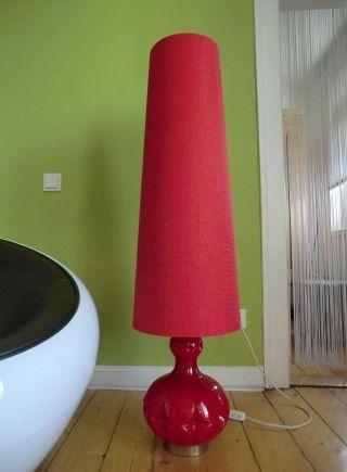 Peill & Putzler Große Bodenleuchte Leuchte Lampe 1,  20m 3 Lichtstellungen Bild