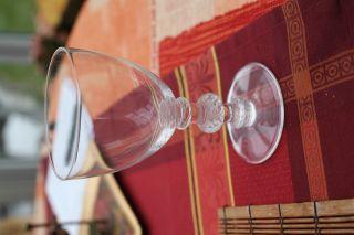 Lalique Weinglas Selten Top - 2 Stück Bild