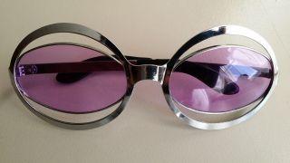 Art Deco,  Schöne,  Seltene Sonnenbrille Von Uvex Bild