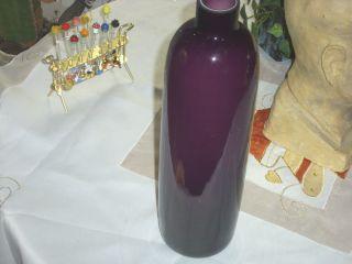 Flaschenvase Um 1950 - 60 Gio Morandi? Murano Bild