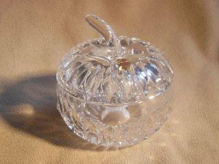 Nachtmann Bleikristall 24 Marmeladentopf Topf Schale Bonboniere Kristall Glas Bild