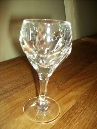 6 Nachtmann Bleikristall Sonja Sherryglas Likörglas Bild