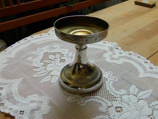 Alter Tafelaufsatz Pokal Schale (siehe Bilder) Bild