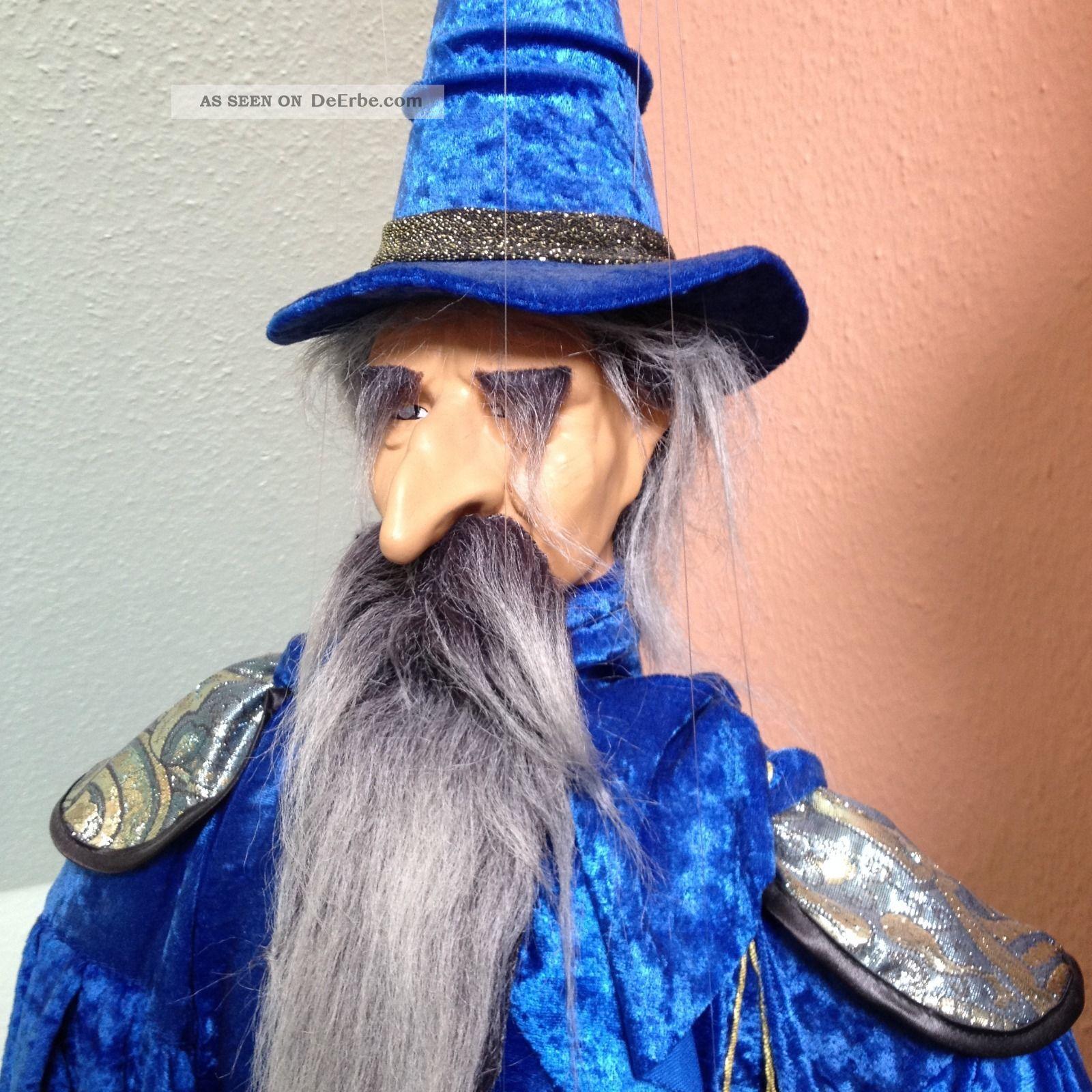 Puppet usato non e grande Wizard derBWoCx