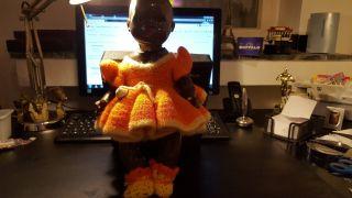 Schildkröt Puppe Modell 32 /34 Bild