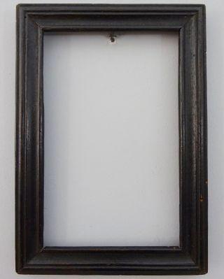 Barockrahmen Profilrahmen Um1740 Handgehobelt Frame Bild