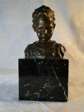 Sehr Schöne Italienische Bronze Giovanni De Martino 1870 - 1935 Bild