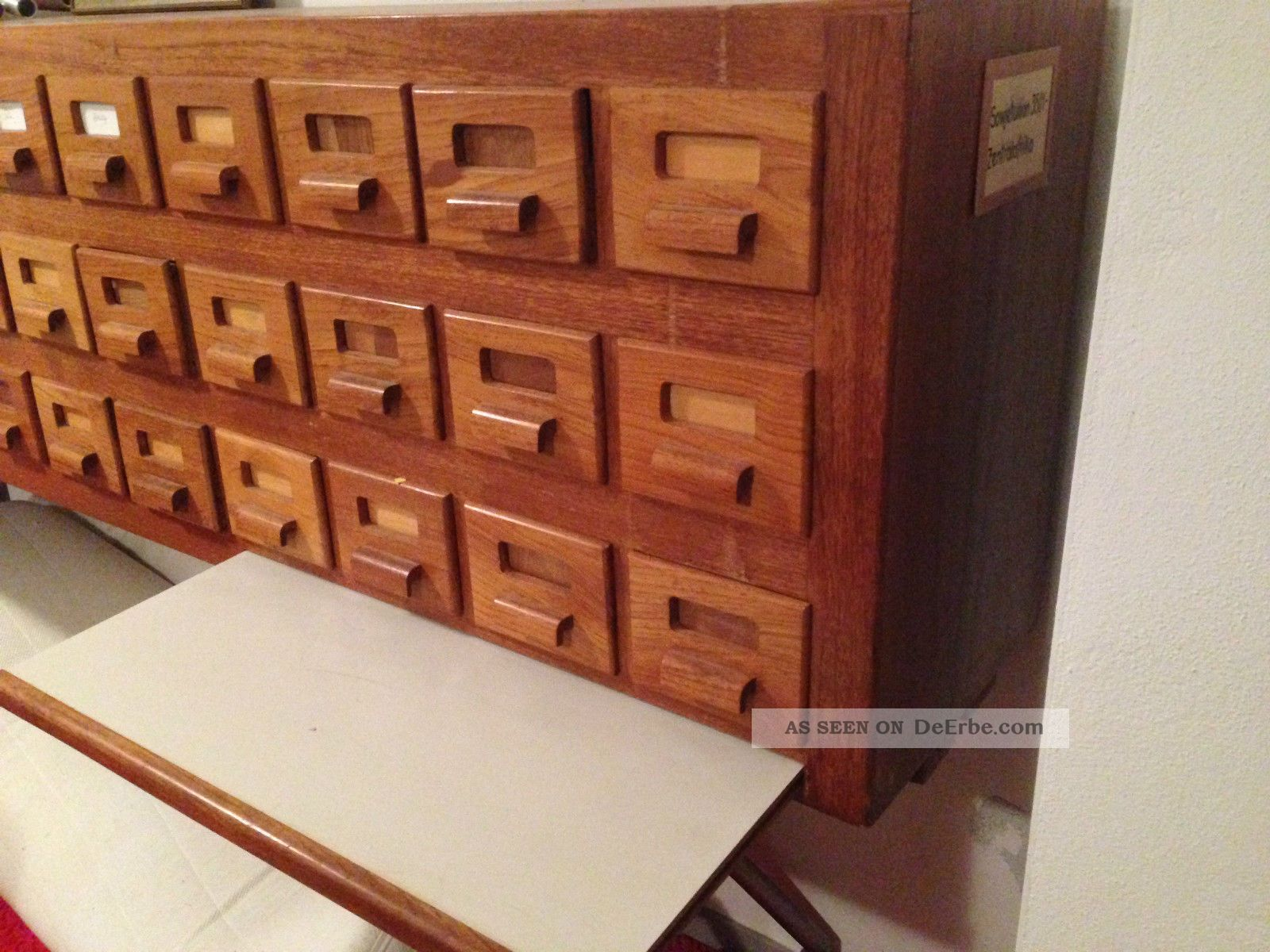 karteikartenschrank schieberschrank apothekerschrank. Black Bedroom Furniture Sets. Home Design Ideas