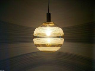 70er Jahre Hängelampe - Kugellampe - 70s - True Vintage - Tolles Licht Bild