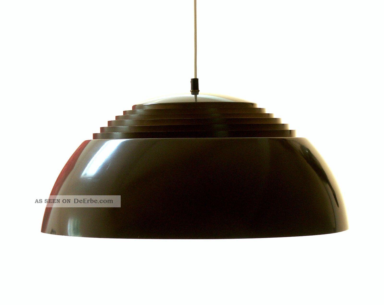 Aj Royal Hängelampe,  Arne Jacobsen / Louis Poulsen,  Ø 50 Cm,  Pendant Lamp 1950-1959 Bild